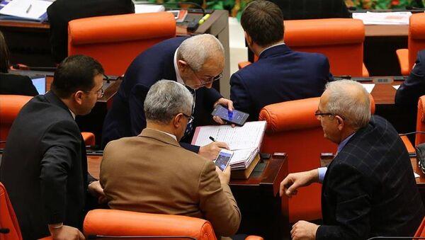 Cumhurbaşkanlığı sistemine ilişkin Anayasa değişikliği teklifi - Sputnik Türkiye