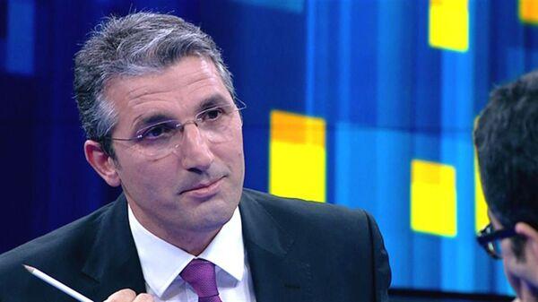 Nedim Şener ve Enver Aysever - Sputnik Türkiye