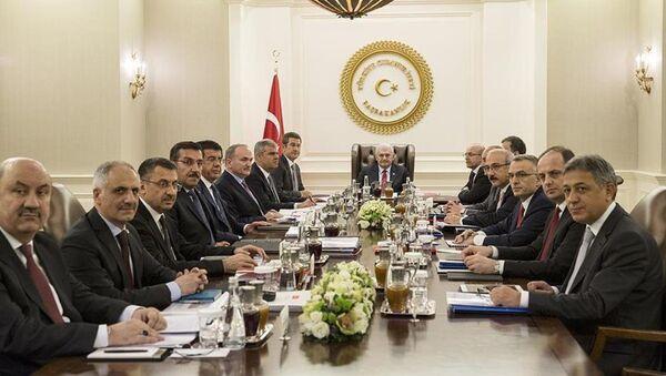 Ekonomi Koordinasyon Kurulu - Sputnik Türkiye
