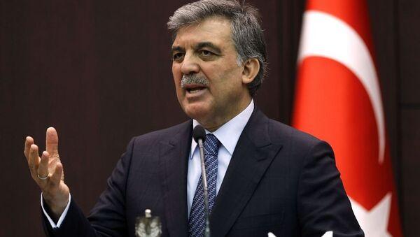 Abdullah Gül - Sputnik Türkiye