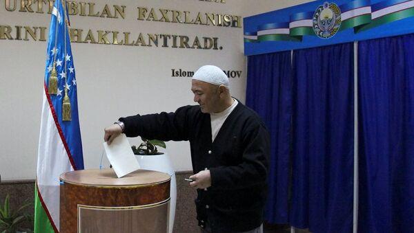 Özbekistan - seçim - Sputnik Türkiye