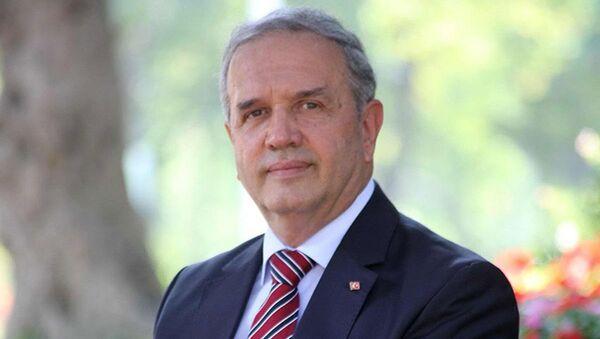 Eski Milli Savunma Bakanlığı Genel Sekreteri emekli Kurmay Albay Ümit Yalım - Sputnik Türkiye