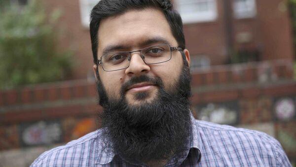 İngiliz hükümetine dava açan Salman Butt - Sputnik Türkiye