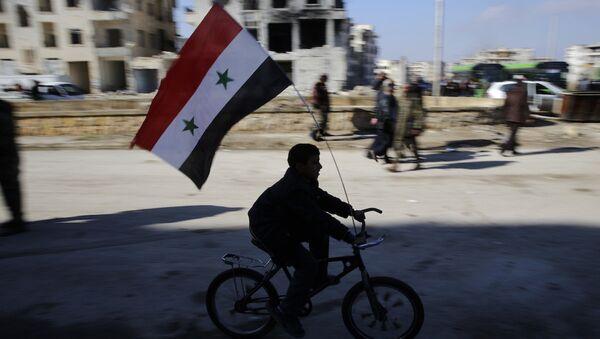 Suriye, Halep - Sputnik Türkiye