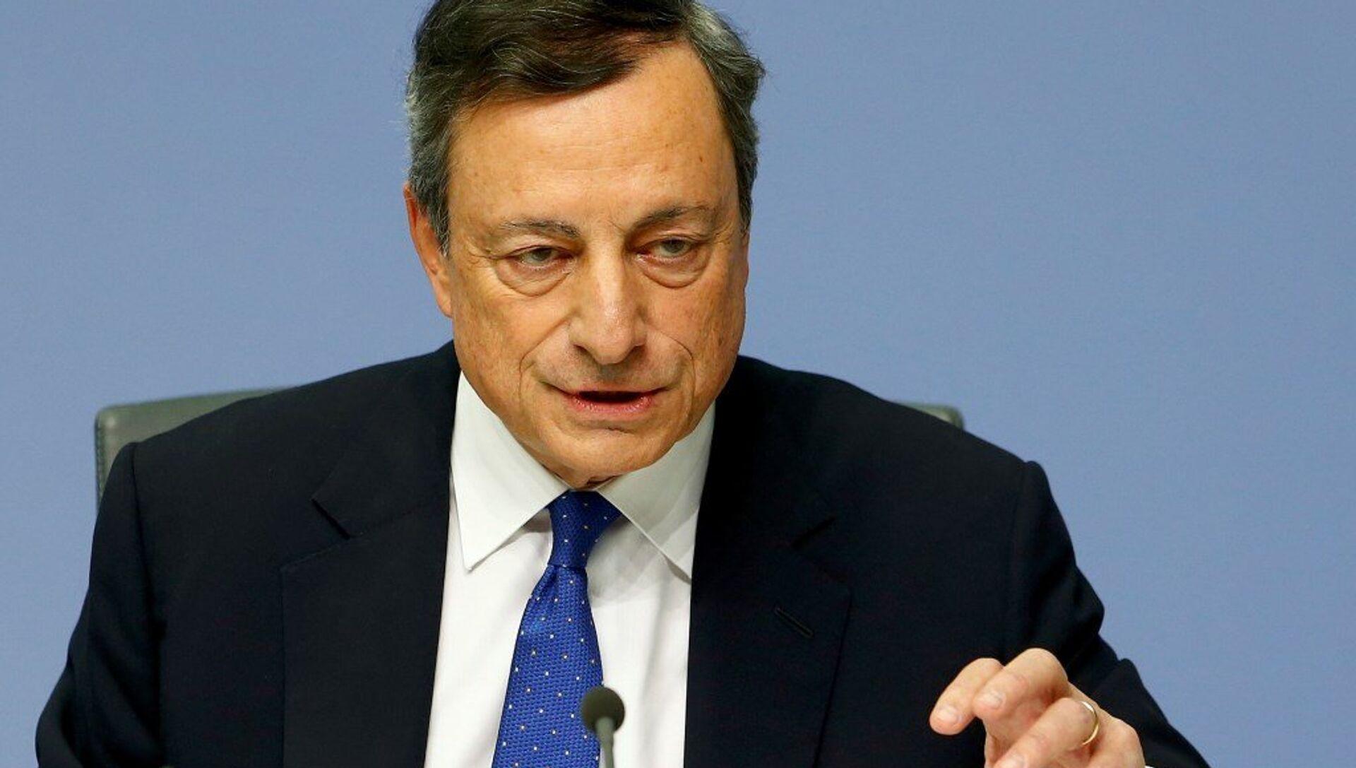Mario Draghi - Sputnik Türkiye, 1920, 13.05.2021