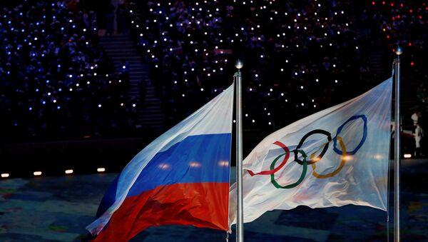 Rusya - Olimpiyat Oyunları - Sputnik Türkiye