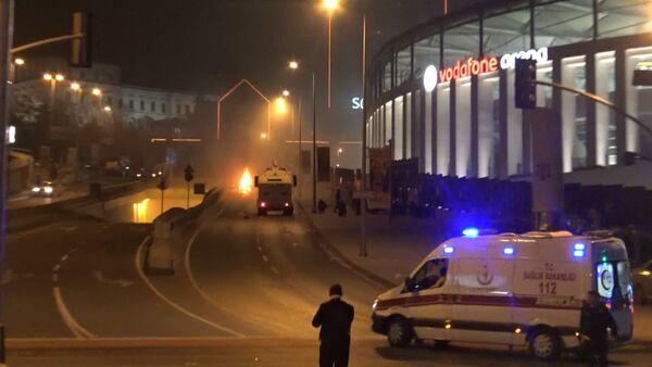 İstanbul'da çifte bombalı saldırı - Sputnik Türkiye