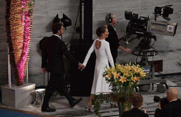 Kolombiya Devlet Başkanı Juan Manuel Santos'un eşi Maria Clemencia Rodriguez - Sputnik Türkiye