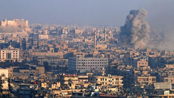 Halep, Suriye - Sputnik Türkiye