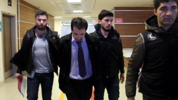 'Polislere acıyacak değiliz' tweeti atan şüpheli gözaltına alındı - Sputnik Türkiye
