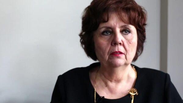 Ayşenur Arslan - Sputnik Türkiye