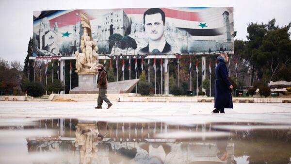 Suriye- Halep - Sputnik Türkiye
