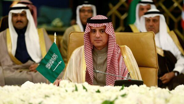 Suudi Arabistan Dışişleri Bakanı Adil el Cübeyr - Sputnik Türkiye