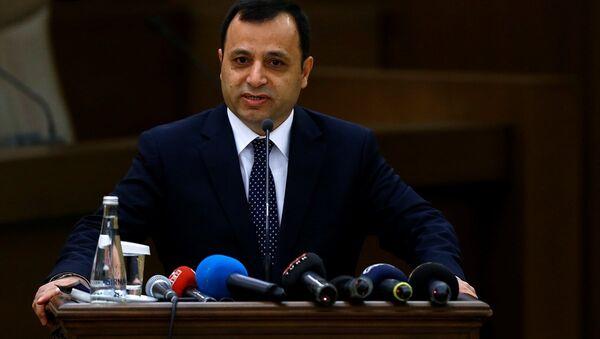 Anayasa Mahkemesi Başkanı Zühtü Arslan - Sputnik Türkiye