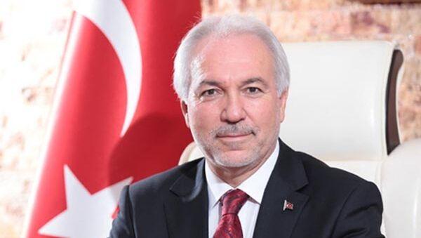 Kütahya Belediye Başkanı AK Partili Kamil Saraçoğlu - Sputnik Türkiye