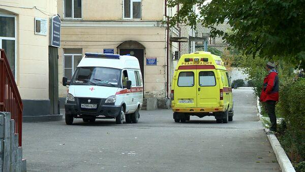 Rusya - Hastane - Sputnik Türkiye