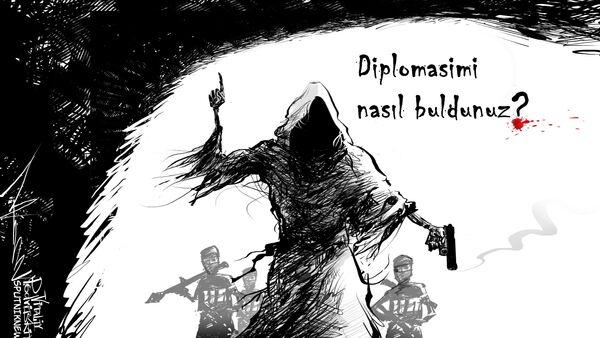 Rus Büyükelçi Karlov'a suikast düzenlendi - Sputnik Türkiye