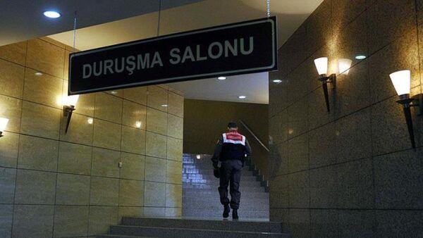 Mahkeme - duruşma salonu - Sputnik Türkiye