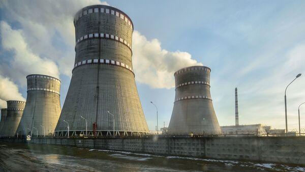 Almanya'daki bir nükleer santral - Sputnik Türkiye
