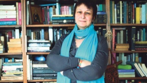 Prof. Dr. İştar Gözaydın - Sputnik Türkiye