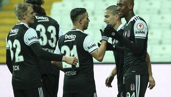 Beşiktaş - Boluspor - Sputnik Türkiye