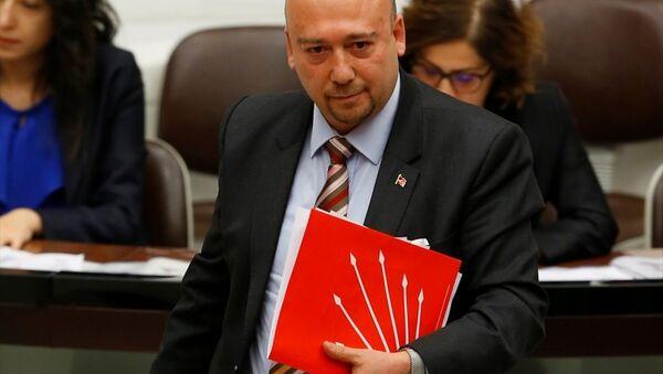 CHP Uşak Milletvekili Özkan Yalım - Sputnik Türkiye