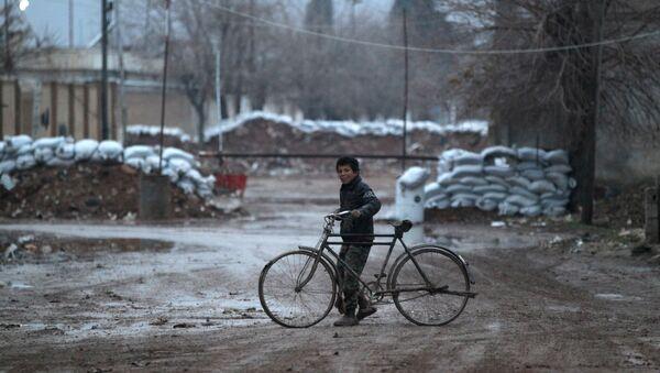 Çobanbey- Suriye - Sputnik Türkiye