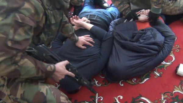FSB: Dağıstan'da gizli IŞİD hücresinin 7 üyesi yakalandı - Sputnik Türkiye