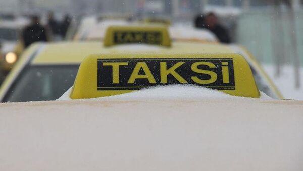 Taksi - Sputnik Türkiye