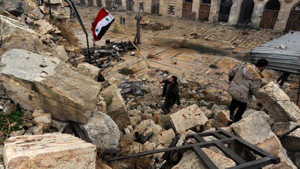 Almanak kapak fotoğrafı / Suriye - Sputnik Türkiye