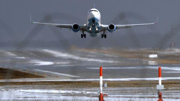 Boeing 737-800 - Sputnik Türkiye