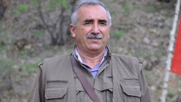Murat Karayılan - Sputnik Türkiye