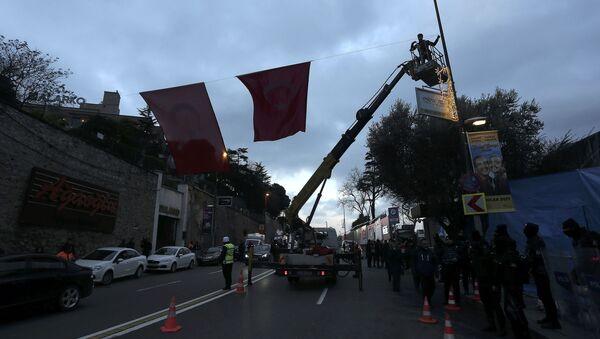 İstanbul - Reina - saldırı - Sputnik Türkiye