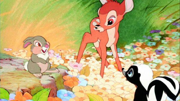Bambi - Sputnik Türkiye
