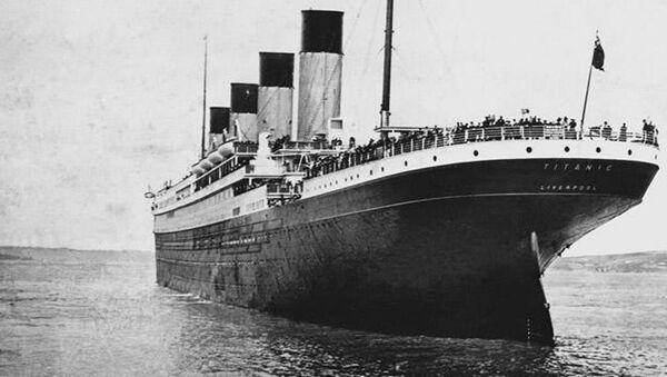 Titanic - Sputnik Türkiye