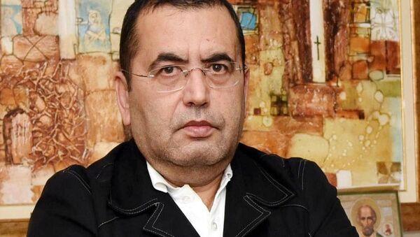 Noel Baba Barış Konseyi Başkanı Muammer Karabulut - Sputnik Türkiye