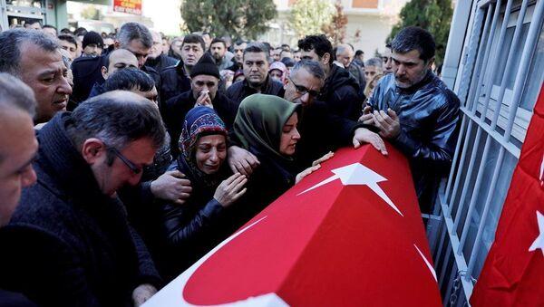 İstanbul -Reina saldırısı - Sputnik Türkiye