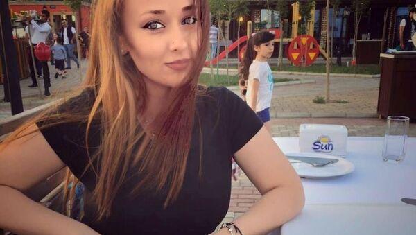 Nurana Gasanova - Sputnik Türkiye