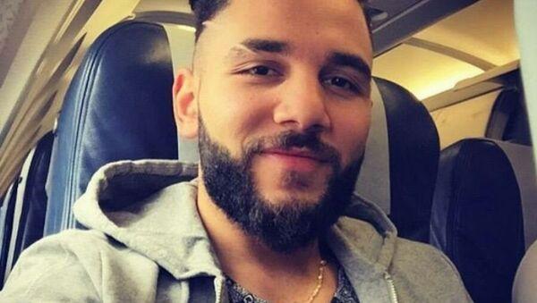 Reina'daki saldırıda hayatını kaybeden Türk kökenli Belçika vatandaşı Mehmet Kerim Akyıl - Sputnik Türkiye