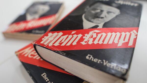 Adolf Hitler'in 'Kavgam-Mein Kampf' adlı eseri - Sputnik Türkiye