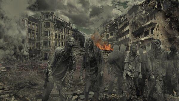 Zombie apocalypse - Sputnik Türkiye