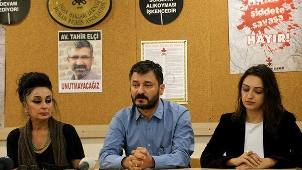 Modacı Barbaros Şansal'ın tutuklanması - Sputnik Türkiye