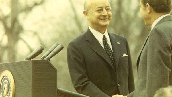 Eski Türkiye Başbakanı Nihat Erim - Sputnik Türkiye