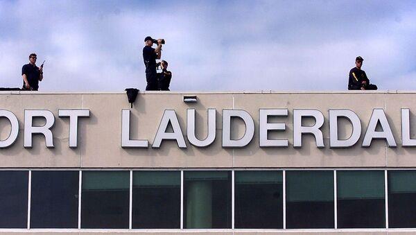 Fort Lauderdale Havalimanı - Sputnik Türkiye