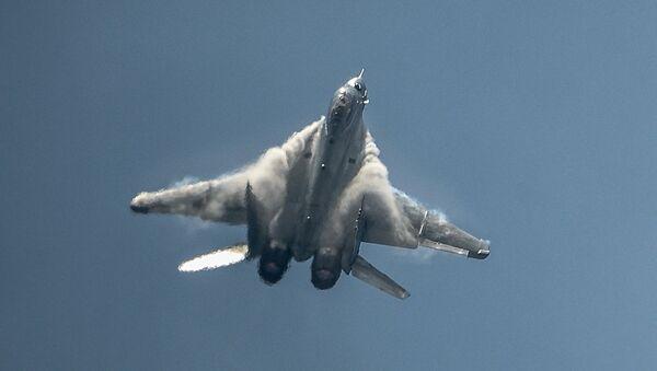 MiG-35 Fulcrum-F jeti - Sputnik Türkiye