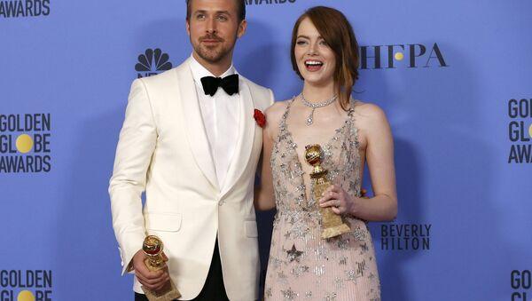 Emma Stone ve Ryan Gosling - Sputnik Türkiye