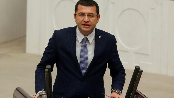 Mehmet Parsak - Sputnik Türkiye