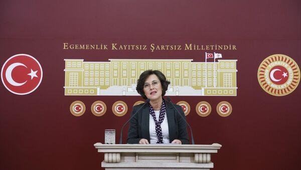 Filiz Kerestecioğlu - Sputnik Türkiye