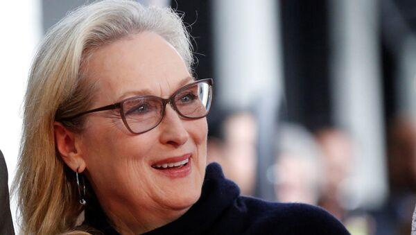 Meryl Streep - Sputnik Türkiye
