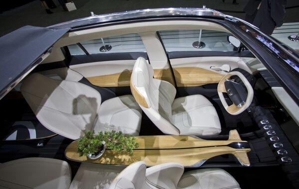 Detroit Otomobil Fuarı - Sputnik Türkiye